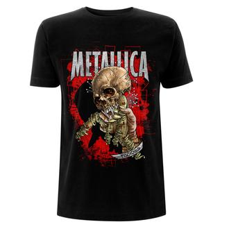 tričko pánske Metallica - Fixxxer Redux - Black, NNM, Metallica