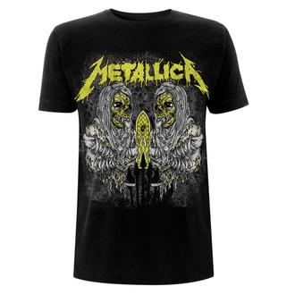 tričko pánske Metallica - Sanitarium - Black, NNM, Metallica
