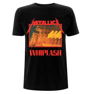 tričko pánske Metallica - Whiplash - Black - RTMTLTSBWHIP