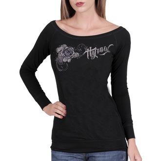 tričko dámske s dlhým rukávom HYRAW - CRANEO - HY288