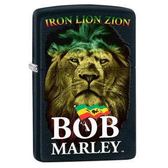 zapaľovač ZIPPO - BOB MARLEY - NO. 8, ZIPPO, Bob Marley