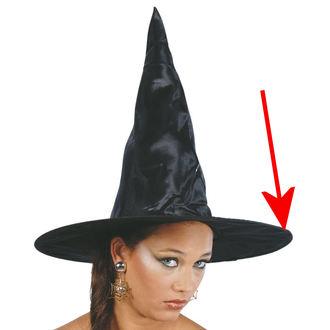 klobúk BLACK WITCH - POŠKODENÝ