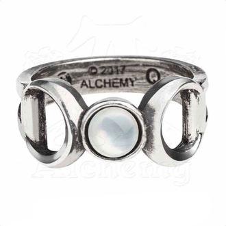 prsteň ALCHEMY GOTHIC - Triple Goddess, ALCHEMY GOTHIC
