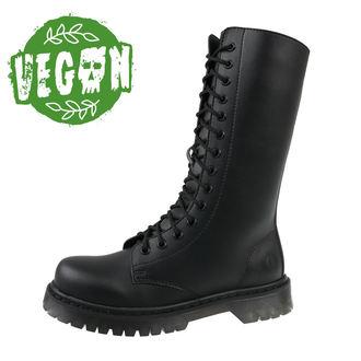 topánky 14 dierkové ALTERCORE - Black - Vegan, ALTERCORE
