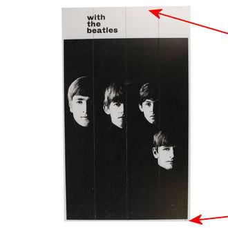 drevený obraz The Beatles - A Hard Days Night - PYRAMID POSTERS - POŠKODENÝ, PYRAMID POSTERS, Beatles