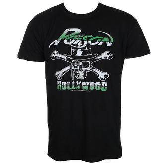 tričko pánske Poison - Hollywood - Black - HYBRIS, HYBRIS, Poison