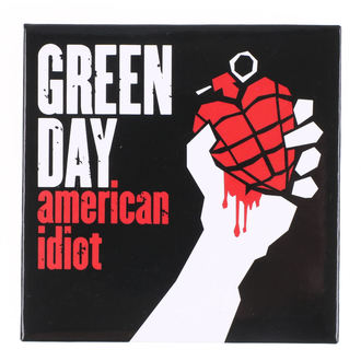 magnet GREEN DAY - ROCK OFF, ROCK OFF, Green Day