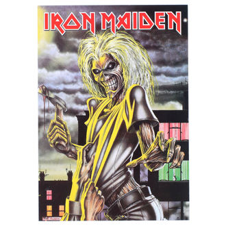 pohľadnice Iron Maiden - ROCK OFF, ROCK OFF, Iron Maiden
