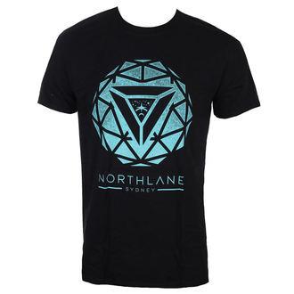 tričko pánske NORTHLANE - SPIRAL - BLACK - LIVE NATION, LIVE NATION, Northlane