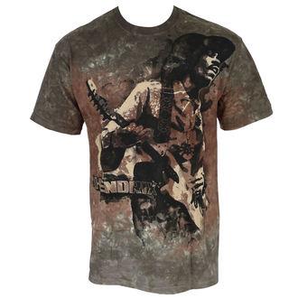 tričko pánske Jimi Hendrix - Stone Free - Liquid Blue, LIQUID BLUE, Jimi Hendrix