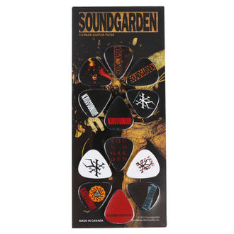 trsátka Soundgarden - PERRIS LEATHERS, PERRIS LEATHERS, Soundgarden