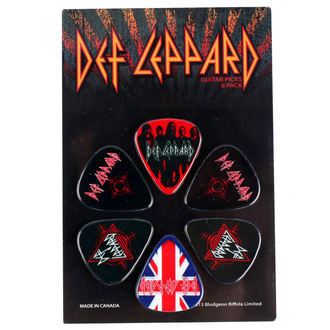 trsátka Def Leppard - PERRIS LEATHERS, PERRIS LEATHERS, Def Leppard