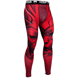 nohavice pánske (legíny) VENUM - Bloody Roar - Red, VENUM