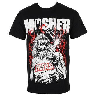 tričko pánske MOSHER - Pete Flamin' Anger