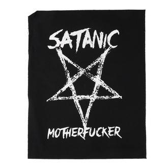 nášivka veľká Satanic motherfucker