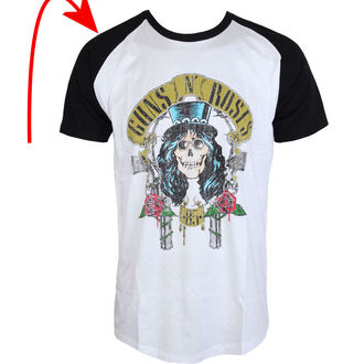 tričko pánske Guns N' Roses - Slash 85 - ROCK OFF - POŠKODENÉ, ROCK OFF, Guns N' Roses
