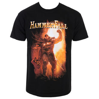 tričko pánske HAMMERFALL - Hector - NAPALM RECORDS, NAPALM RECORDS, Hammerfall