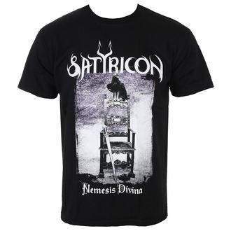 tričko pánske SATYRICON - Nemesis Divina - NAPALM RECORDS, NAPALM RECORDS, Satyricon