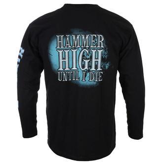 tričko pánske s dlhým rukávom HAMMERFALL - Hammer - NAPALM RECORDS, NAPALM RECORDS, Hammerfall