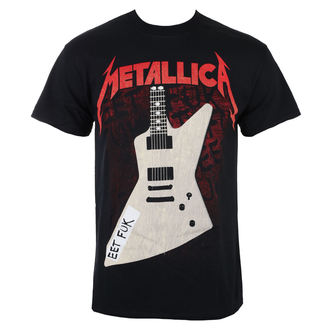 tričko pánske Metallica - Eet Fuk - Black, NNM, Metallica