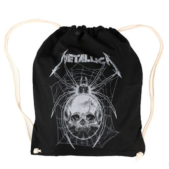 vak Metallica - Grey Spider Black, Metallica