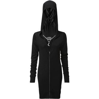 sveter dámsky (cardigan) KILLSTAR - STELLA LUNA - BLACK, KILLSTAR