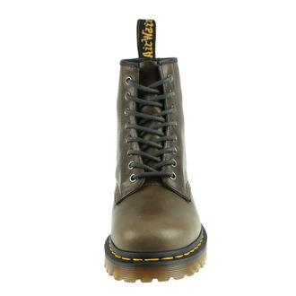 topánky DR. MARTENS - 8 dierkové - 1460 - Dark taupe - Orleans, Dr. Martens