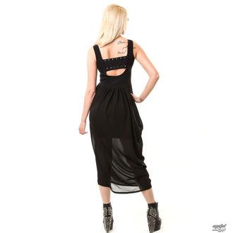 šaty dámske VIXXSIN - Misery - Black - POŠKODENÉ, VIXXSIN