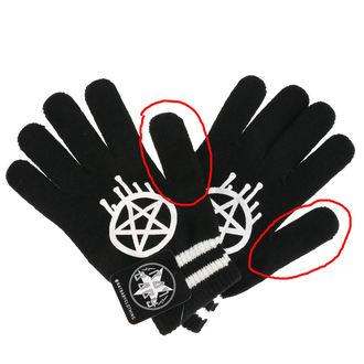 rukavice TOO FAST - SPORTY-GRAM GRAFFITI PENTAGRAM - POŠKODENÉ, TOO FAST