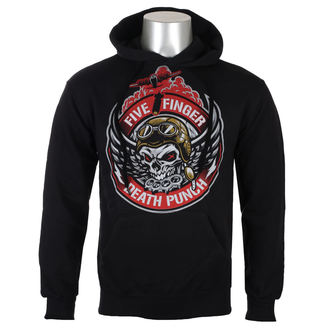 mikina pánska Five Finger Death Punch - Black - ROCK OFF, ROCK OFF, Five Finger Death Punch