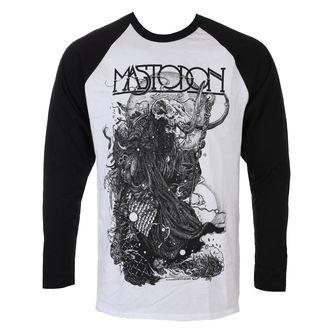 tričko pánske s dlhým rukávom Mastodon - Hermit - ROCK OFF, ROCK OFF, Mastodon