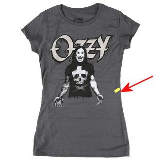 tričko dámske Ozzy Osbourne - MG09 - BRAVADO - POŠKODENÉ, BRAVADO, Ozzy Osbourne