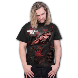 tričko pánske SPIRAL - MICHONNE - ALL INFECTED - Walking Dead - Black, SPIRAL