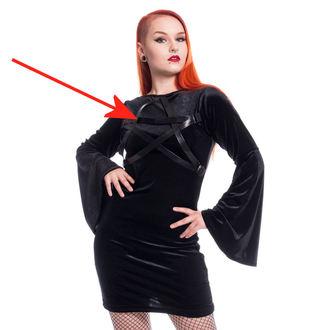 šaty dámske Heartless - HOCUS POCUS - BLACK - POŠKODENÉ, HEARTLESS