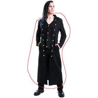 kabát pánsky VIXXSIN - Silent - Black - POŠKODENÝ, VIXXSIN