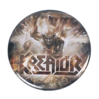placka KREATOR - Phantom antichrist - limited - NUCLEAR BLAST, NUCLEAR BLAST, Kreator