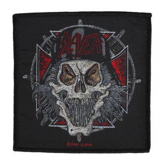 nášivka SLAYER - SLAYTANIC WEHRMACHT - RAZAMATAZ, RAZAMATAZ, Slayer
