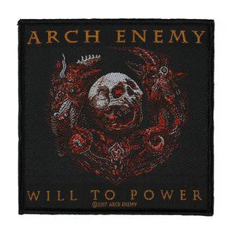 nášivka ARCH ENEMY - WILL TO POWER - RAZAMATAZ, RAZAMATAZ, Arch Enemy