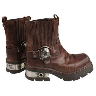topánky NEW ROCK - VENTURE AVIADOR - Marrone - M.1605-S2 - POŠKODENÉ, NEW ROCK