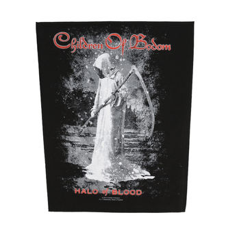 nášivka veľká CHILDREN OF BODOM - HALO OF BLOOD - RAZAMATAZ, RAZAMATAZ, Children of Bodom