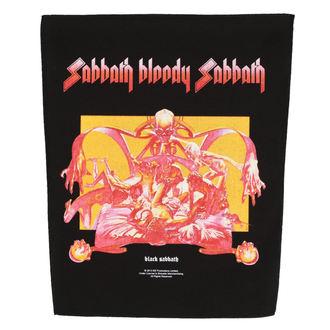 nášivka veľká BLACK SABBATH - SABBATH BLOODY SABBATH - RAZAMATAZ, RAZAMATAZ, Black Sabbath