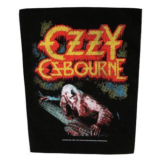 nášivka veľká OZZY OSBOURNE - BARK AT THE MOON - RAZAMATAZ, RAZAMATAZ, Ozzy Osbourne