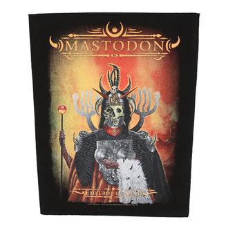 nášivka veľká MASTODON - EMPEROR OF SAND - RAZAMATAZ, RAZAMATAZ, Mastodon