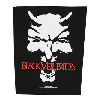 nášivka veľká BLACK VEIL BRIDES - DEVIL - RAZAMATAZ, RAZAMATAZ, Black Veil Brides