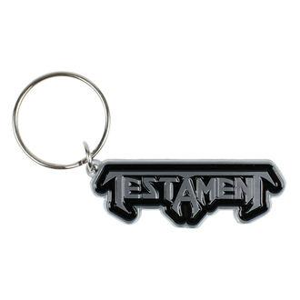 kľúčenka (privesek) TESTAMENT - LOGO - RAZAMATAZ, RAZAMATAZ, Testament