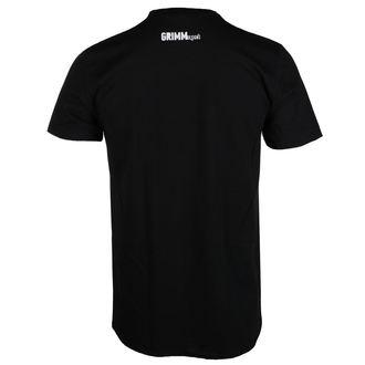 tričko pánske GRIMM DESIGNS - LONER, GRIMM DESIGNS