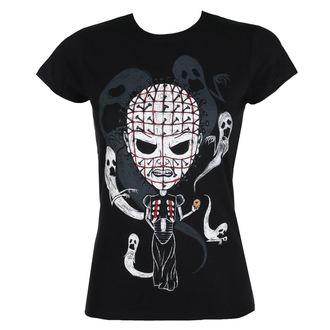 tričko dámske GRIMM DESIGNS - PINHEAD, GRIMM DESIGNS