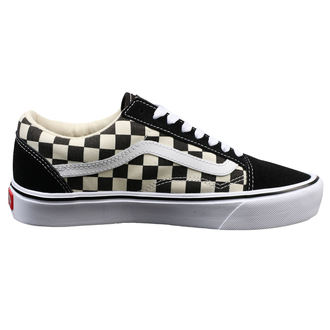 topánky VANS - UA OLD Skool LITE (Checkerboard) - Black /White, VANS