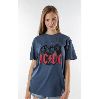 tričko pánske AC/DC - AMPLIFIED, AMPLIFIED, AC-DC