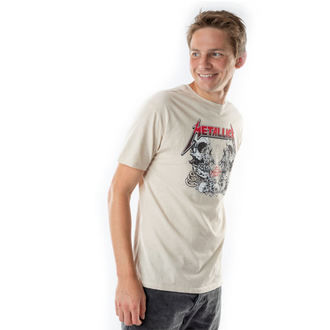 tričko pánske Metallica - AMPLIFIED, AMPLIFIED, Metallica